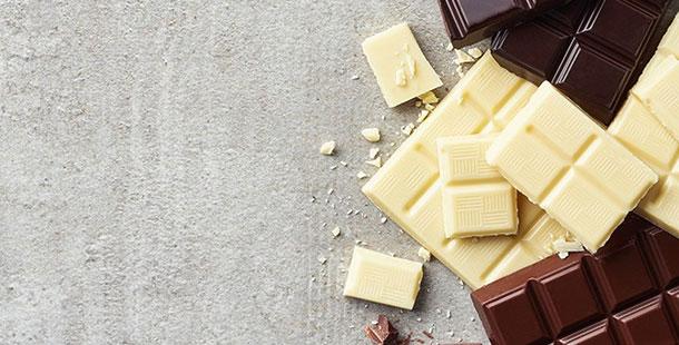 Γνωρίζετε τι σημαίνουν τα ποσοστά που αναγράφονται στις σοκολάτες;