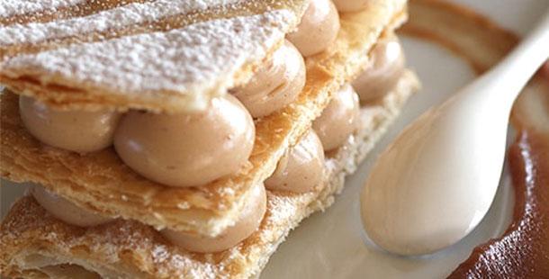 Μιλφέιγ: Η ιστορία του διάσημου γλυκού με τα 1000 φύλλα!