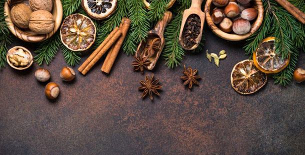 Τα θαυματουργά μπαχαρικά που πρωταγωνιστούν στις χριστουγεννιάτικες λιχουδιές