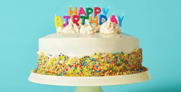 Εσείς γνωρίζετε τη γλυκιά ιστορία της τούρτας των γενεθλίων;