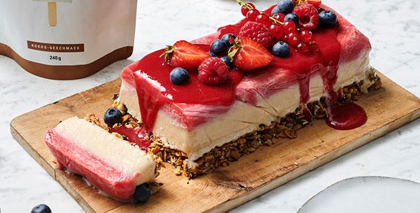 Semifreddo: Το αγαπημένο ιταλικό γλυκό που απολαμβάνουν σε όλο τον πλανήτη