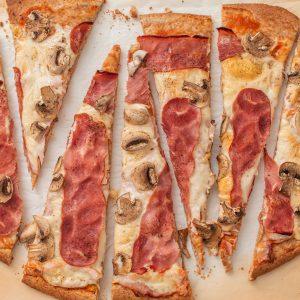 Υγιεινή Pizza Light