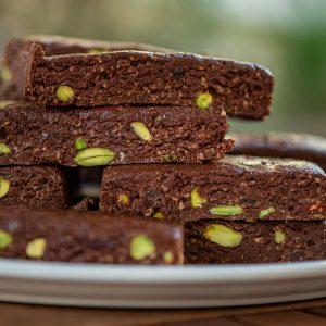 Υγιεινές Μπάρες Σοκολάτα-Φυστικοβούτυρο