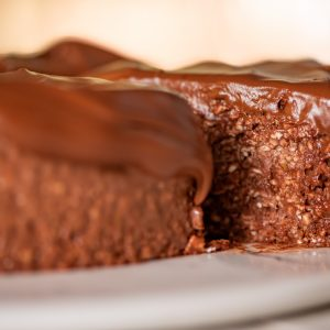 3-Ingredient Chocolate Special Cake