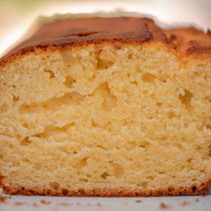 Fluffy Lemon Cake