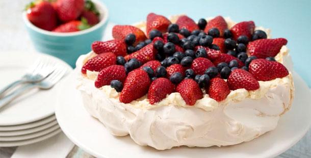 Πάβλοβα:  Το λαχταριστό γλυκό που πήρε το όνομα του από τη Ρωσίδα πρίμα μπαλαρίνα Άννα Πάβλοβα